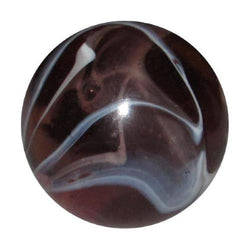"Mega Fun 1 5/8"" (42mm) Translucent Octopus Mammoth Glass Marbles"