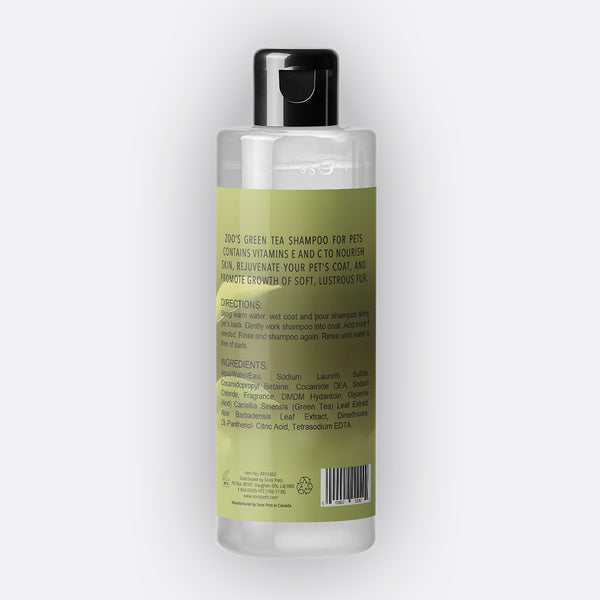 Zoo's Green Tea Pet Shampoo