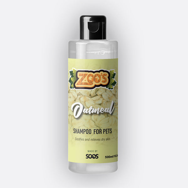 Zoo's Oatmeal Pet Shampoo