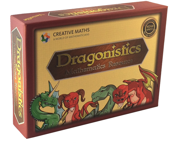 Dragonistics Data Cards