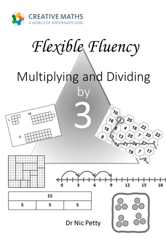 Flexible Fluency M3: Activity sheets for 3 times table. One teacher licence.