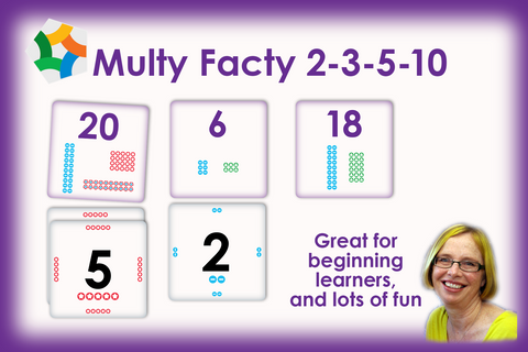 Multy Facty 2-3-5-10