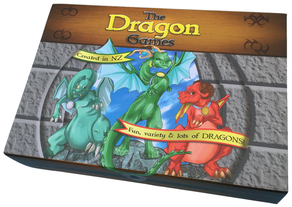 The Dragon Games