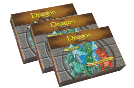 Class Fun Dragon Games Package - Year 4 to Year 8