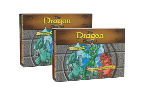 The Dragon Games Two-for deal