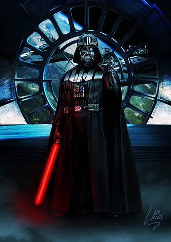 Darth Vader by Richard Williams