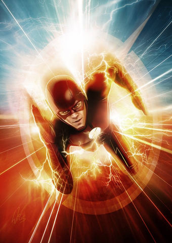 The Flash by Richard Williams
