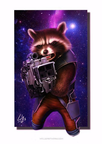 Rocket by Richard Williams
