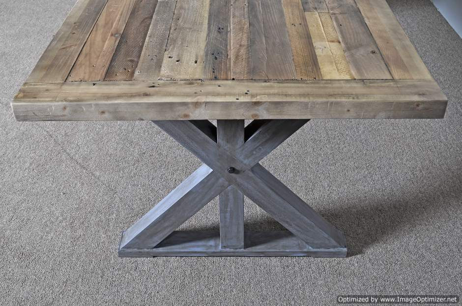 ... Harvest Table Rustic Natural ...