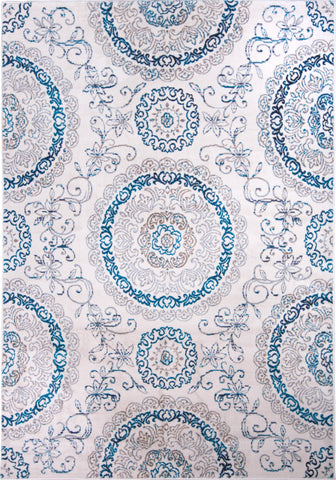 Tremont 22746 Cream Blue