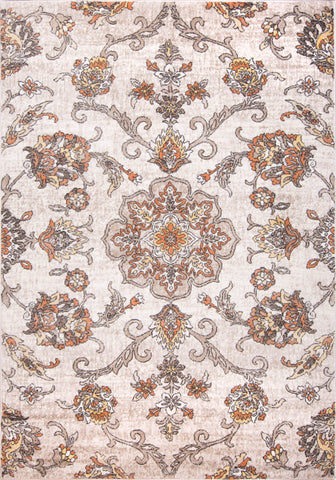 Tremont 23104 Cream Orange