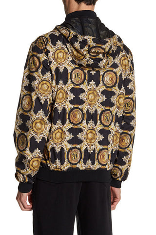 Authentic Versace Print Impeccable Jacket