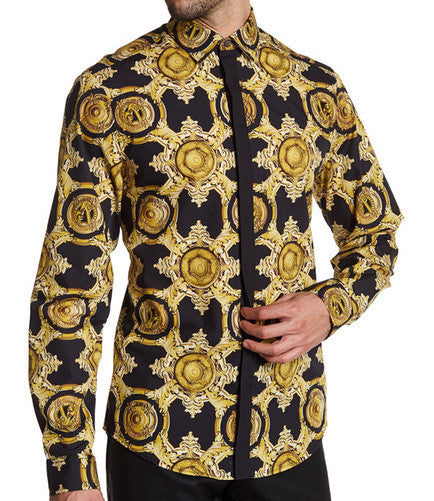 Versace Chain'd Up Shirt