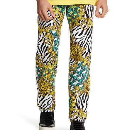 Versace Safari Gardens Pants