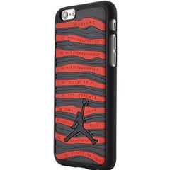 Air Jordan 10 iPhone 6 Protective Case Red