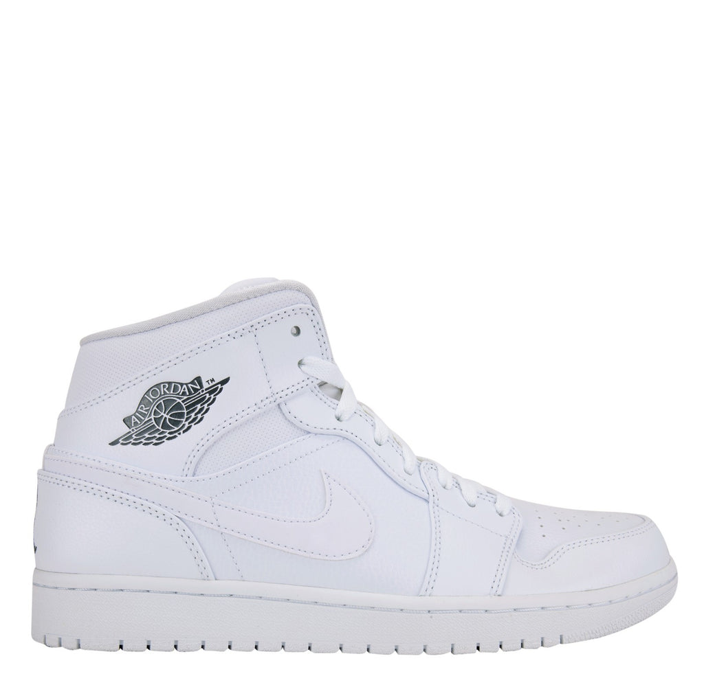 Air Jordan 1 Mid White Cool Grey