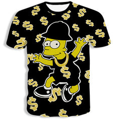 Bart Simpson 'Direct Deposits' T-Shirt