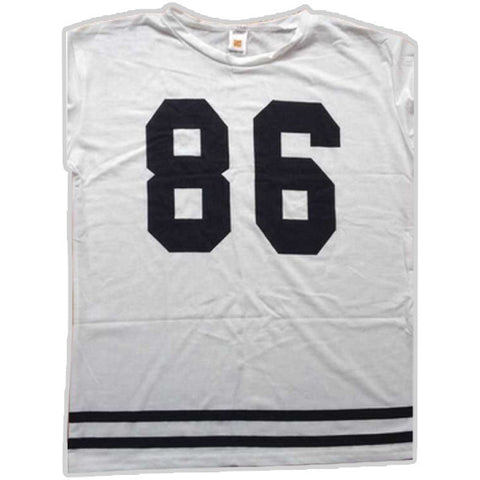 Baseball Star Oversized Streetwear T-Shirt