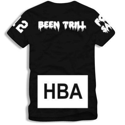 Been Trill HBA T-Shirt Black
