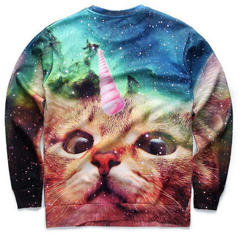 Caticorn Sweatshirt