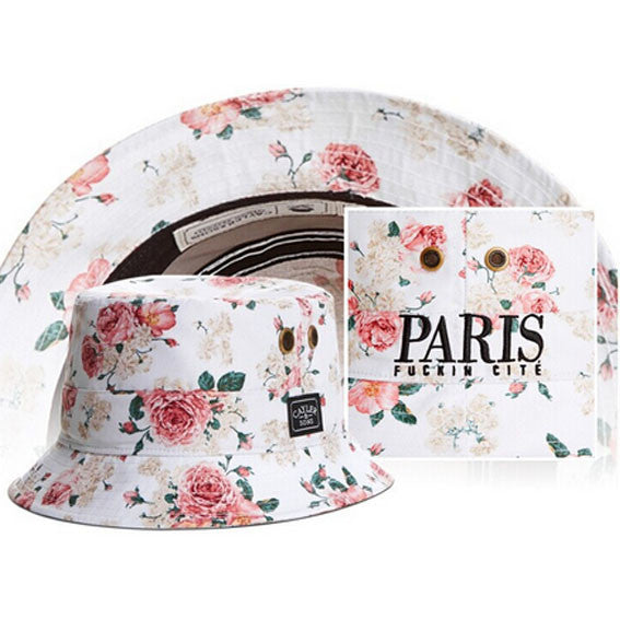 Cayler & Sons Paris Bucket Hat