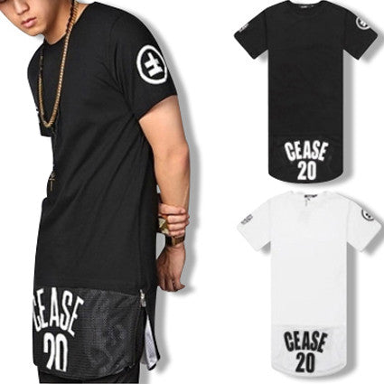 Cease and Desist 20 Extended Shirt
