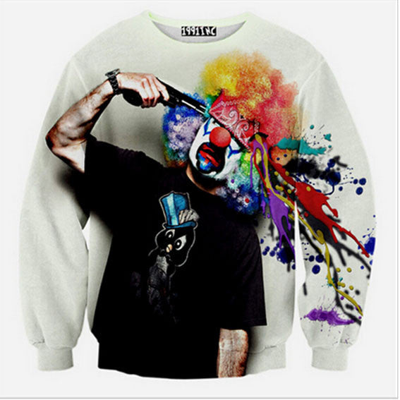 Clownin Around Sweatshirt