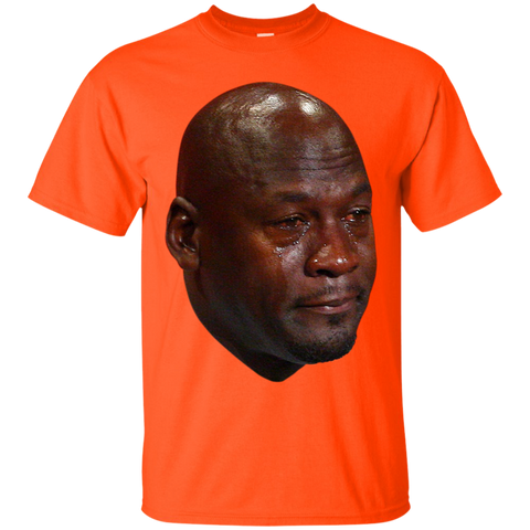 Crying Jordan T-Shirt