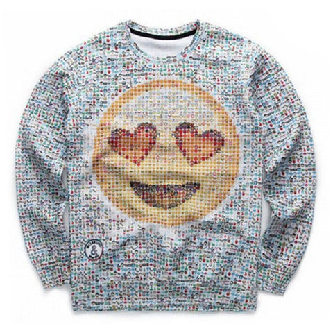 Emoji Love Sweatshirt