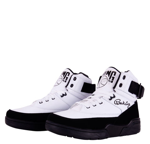 Ewing 33 Hi White Black