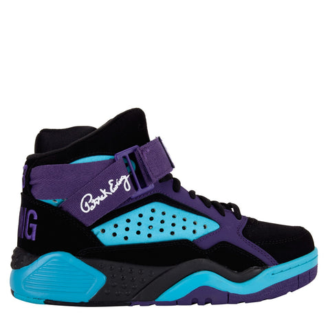 Ewing Focus Hornets Away Black Teal Purple