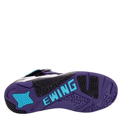 Ewing Rogue Hornets Purple Black Teal