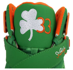 Ewing Rogue St Patricks Day Jelly Bean Vibrant Orange White