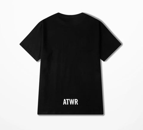 ATWR Breezy Shark Shirts Black