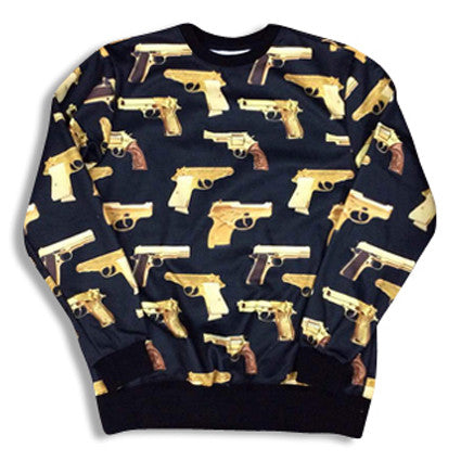 Golden Gun Sweatshirt