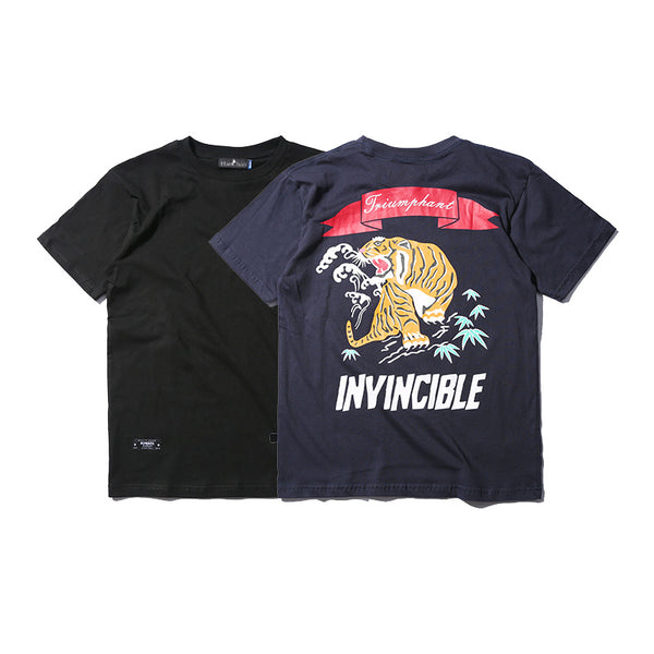 Invincible Tiger Shirts