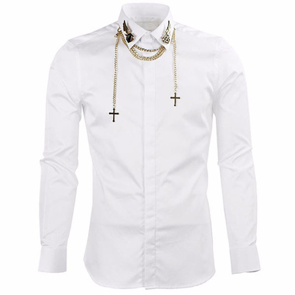 New arrivals onyx hearts for Solid color button up shirts