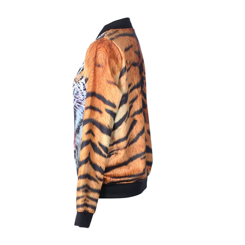 Eye Of The Tiger Jacket
