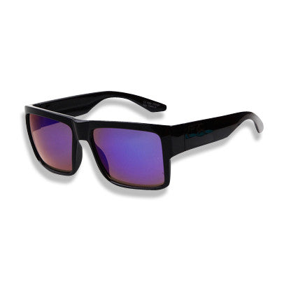 Hipster Cyrus Sunglasses Purple Lense