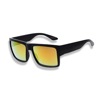 Hipster Cyrus Sunglasses Amber Lense