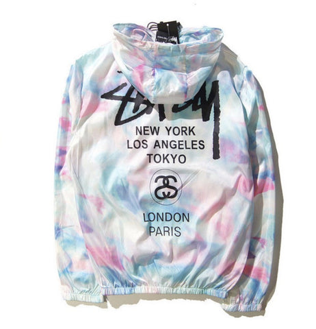Stussy Ice Cream Windbreaker