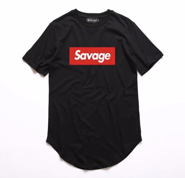 Savage Extended Shirts