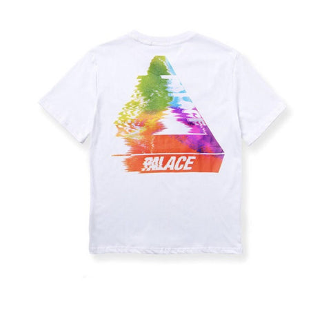 Palace Pastel Smear Shirt Black