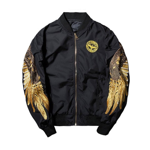 ANDIMOTO Gold Lord Bombers Black