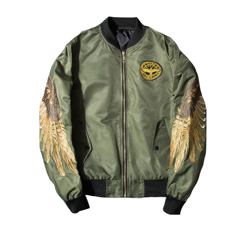 ANDIMOTO Gold Lord Bombers Olive