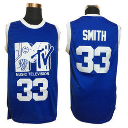 Will Smith Rock n' Jock #33 Jersey