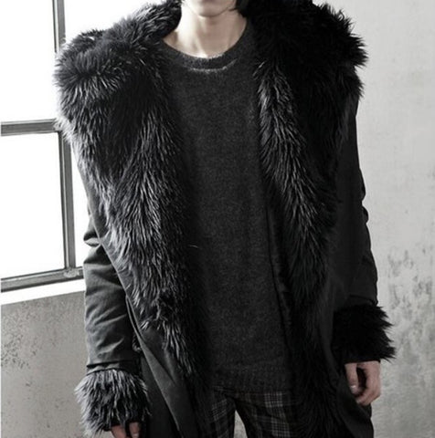 Fur and Wool Street Lord ANDIMOTO Jackets