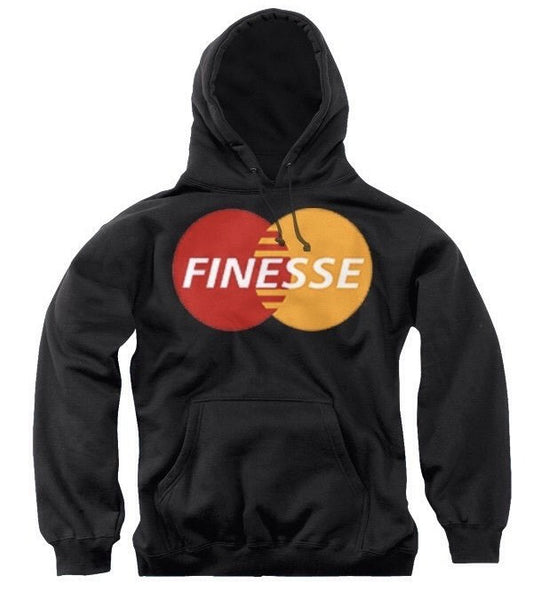 ANDIMOTO Finesse Champion Hoodie Black