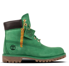 Timberland 6 Inch Boot Wintergreen Suede