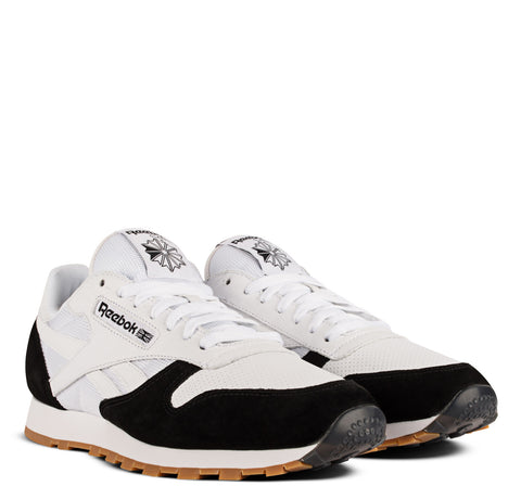 Reebok Classic Leather Perfect Split Pack - White Black Gum